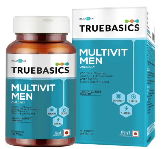 Truebasics Multivitamin