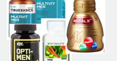 Best Multivitamin tablets for Men