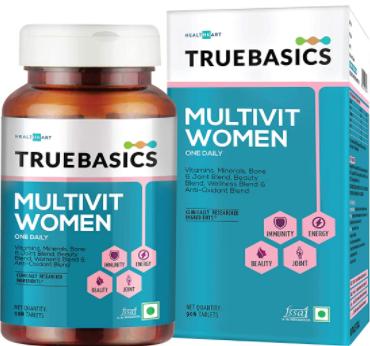 Best multivitamin tablets for women