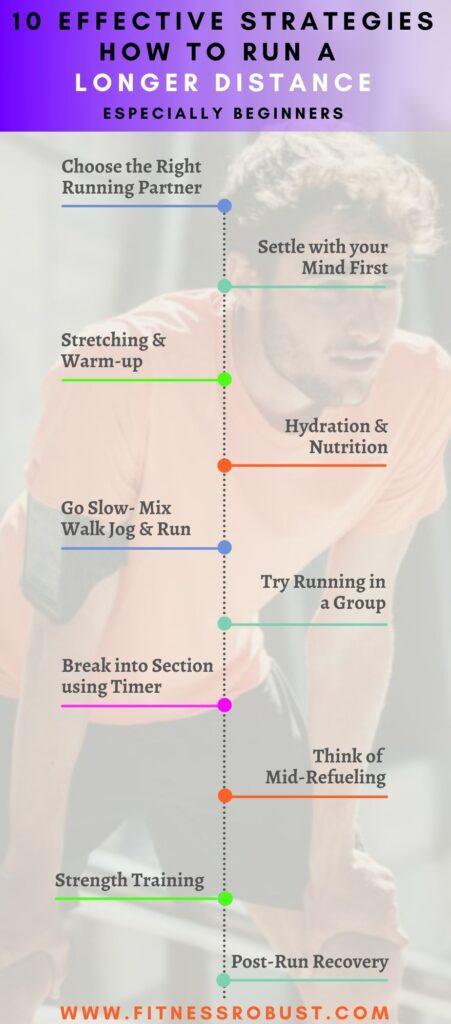 How to run a longer distance