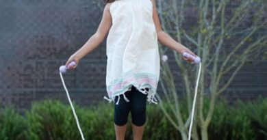 Rassi Skipping Rope for Weight Loss