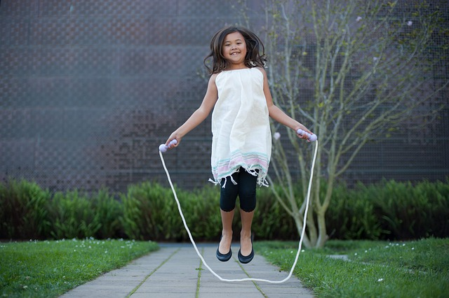 Skipping Rope (Rassi) for Weight Loss