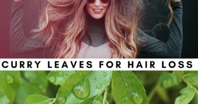 Curry Leaves for Hair Loss