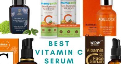 Best Vitamin C Serum in India