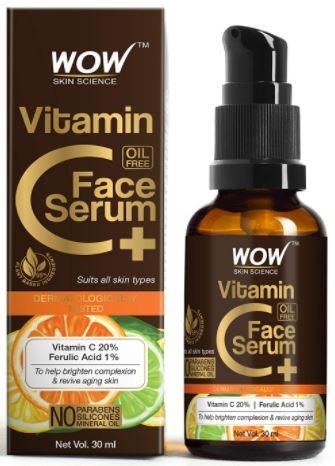 Wow Vitamin C Serum