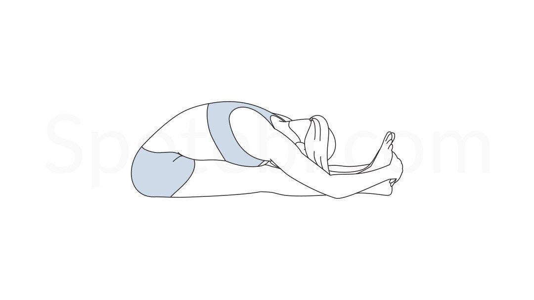 Yoga Paschimottanasana