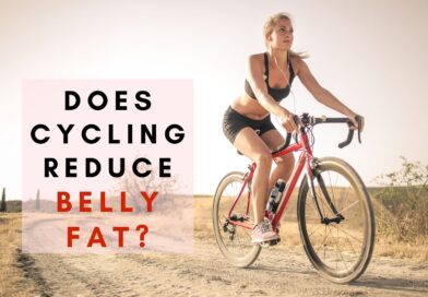 Does cycling reduce belly fat