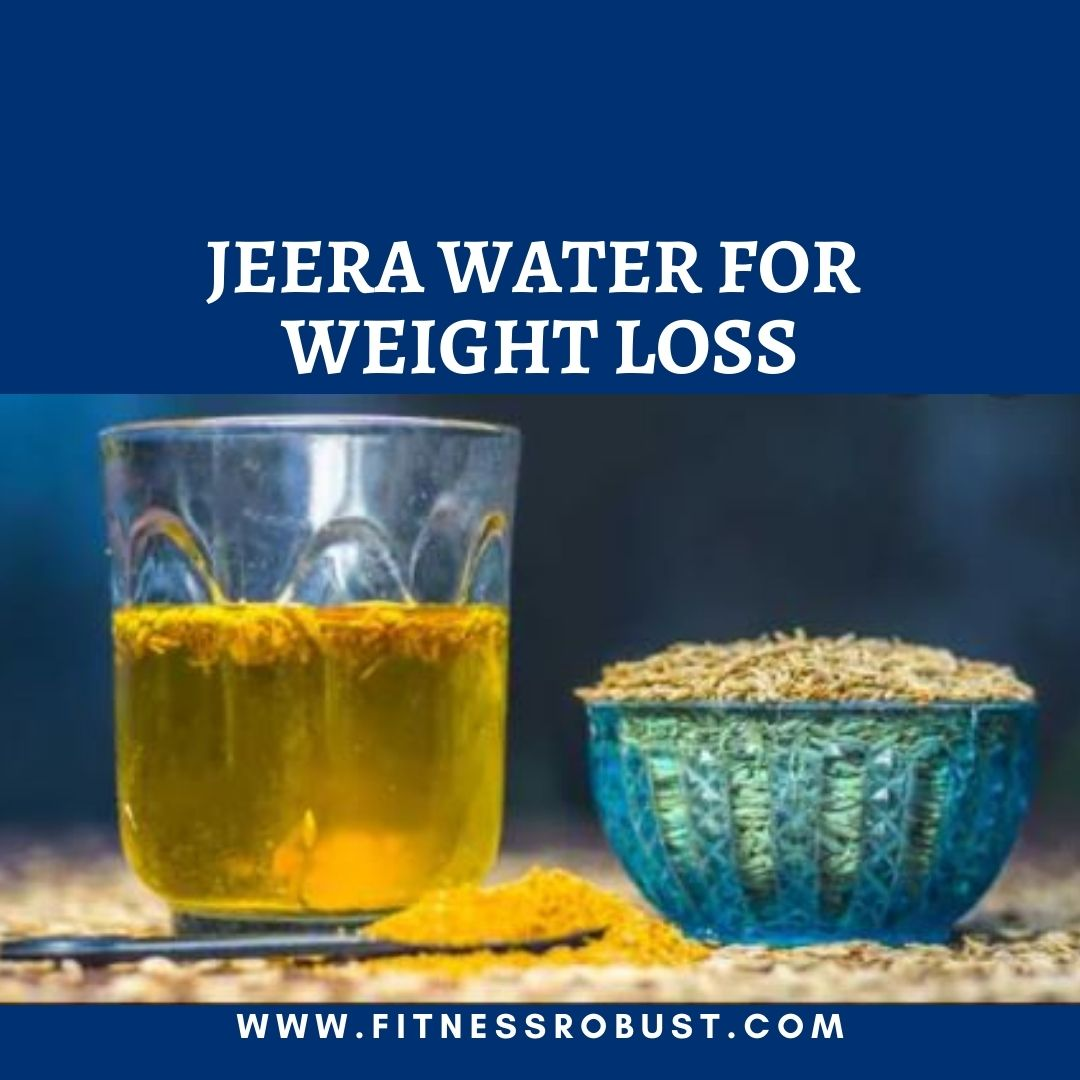 Jeera Water for Weight Loss