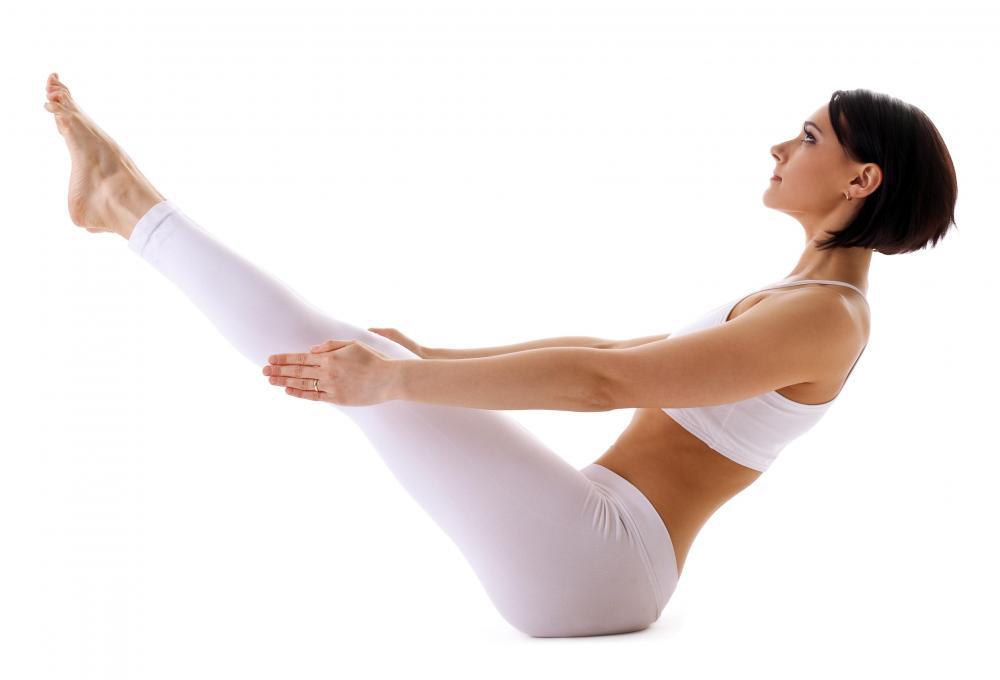 Yoga for Belly Fat- Naukasana- Boat Pose