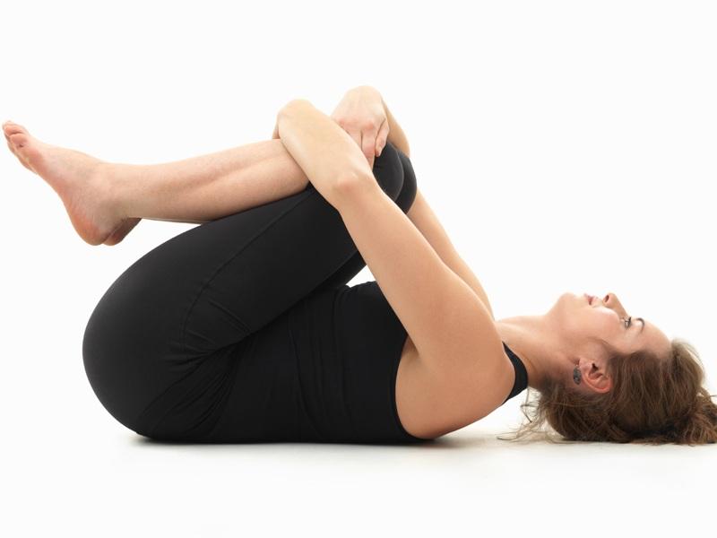 Yoga for Belly Fat- Pavanamuktasana