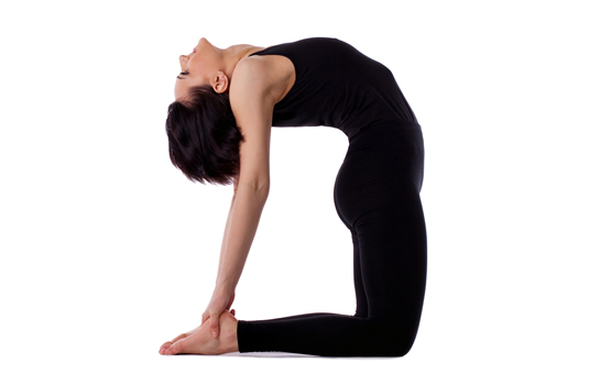 Yoga for Acidity Ushtrasana