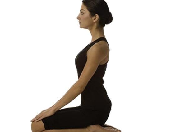 Yoga for Acidity VAJRASANA