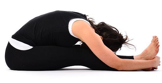 Yoga for Belly Fat Paschimmotanasana